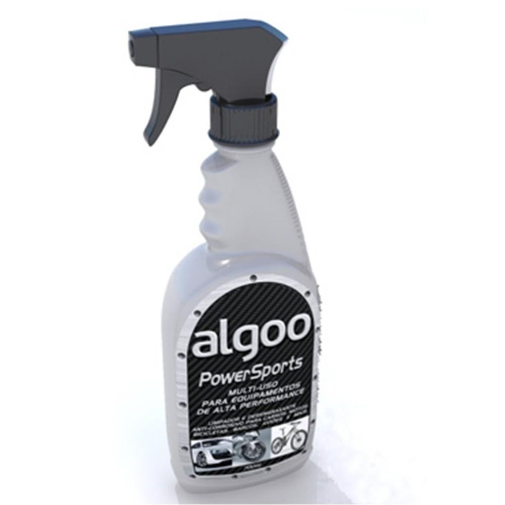Limpador e Desengraxante Multi-Uso Algoo PowerSports Frasco com 700ml