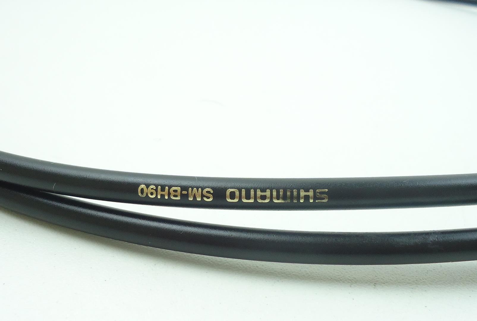 Mangueira De Freio à disco Hidraulico Shimano XT XTR BH90 1450mm Dianteira ou Traseira - USADO