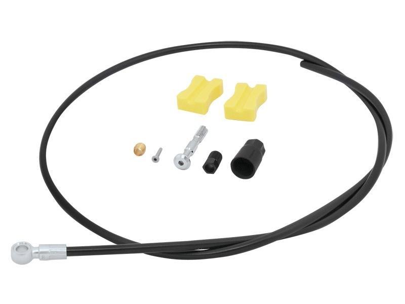 Mangueira De Freio à disco Hidraulico Shimano XT XTR SN-BH90-SB 2000mm Preta
