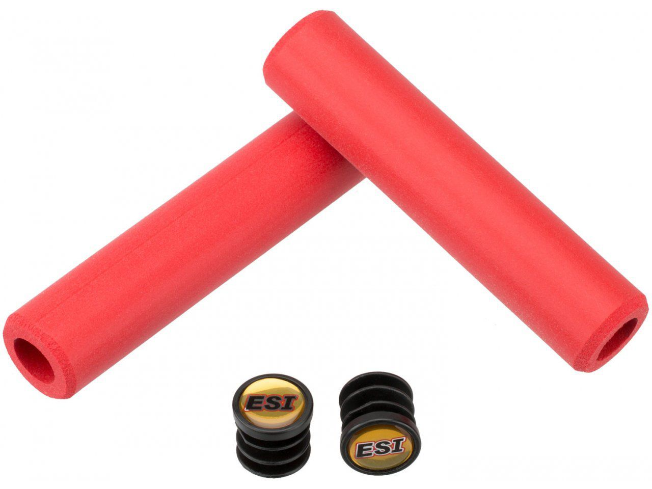 Manoplas Mtb Esi Grips Chunky 32mm Vermelha 60 Gramas