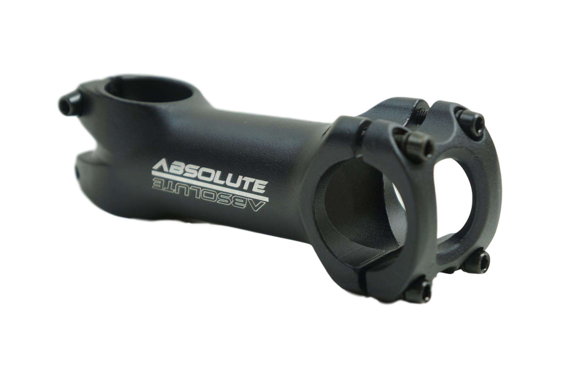 Mesa Avanço Bicicleta Absolute 60-70-80-90-100mm 31.8mm 6º De Inclinação Cor Preta