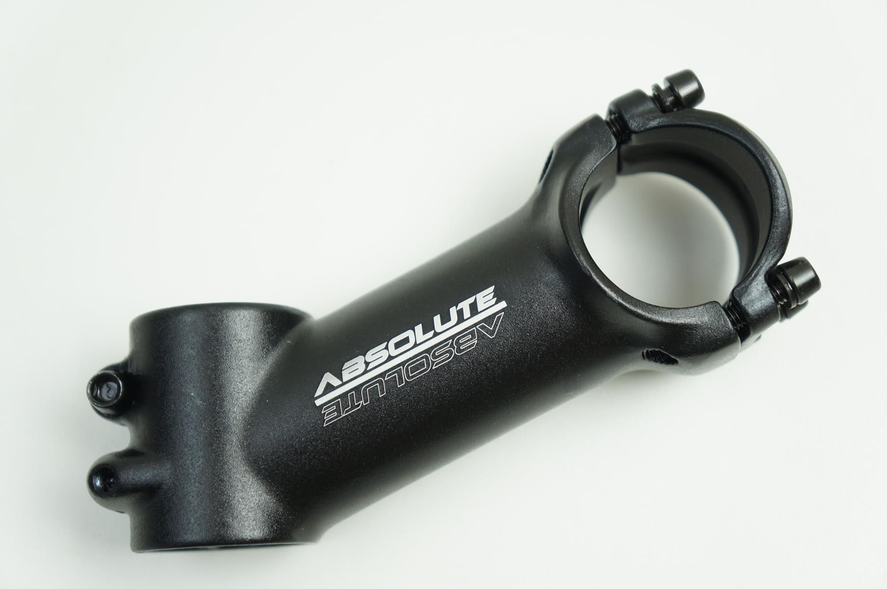 Mesa Avanço Bicicleta Mtb Absolute 70 80 90 ou 100mm 30º graus em Aluminio 31.8mm Cor Preta