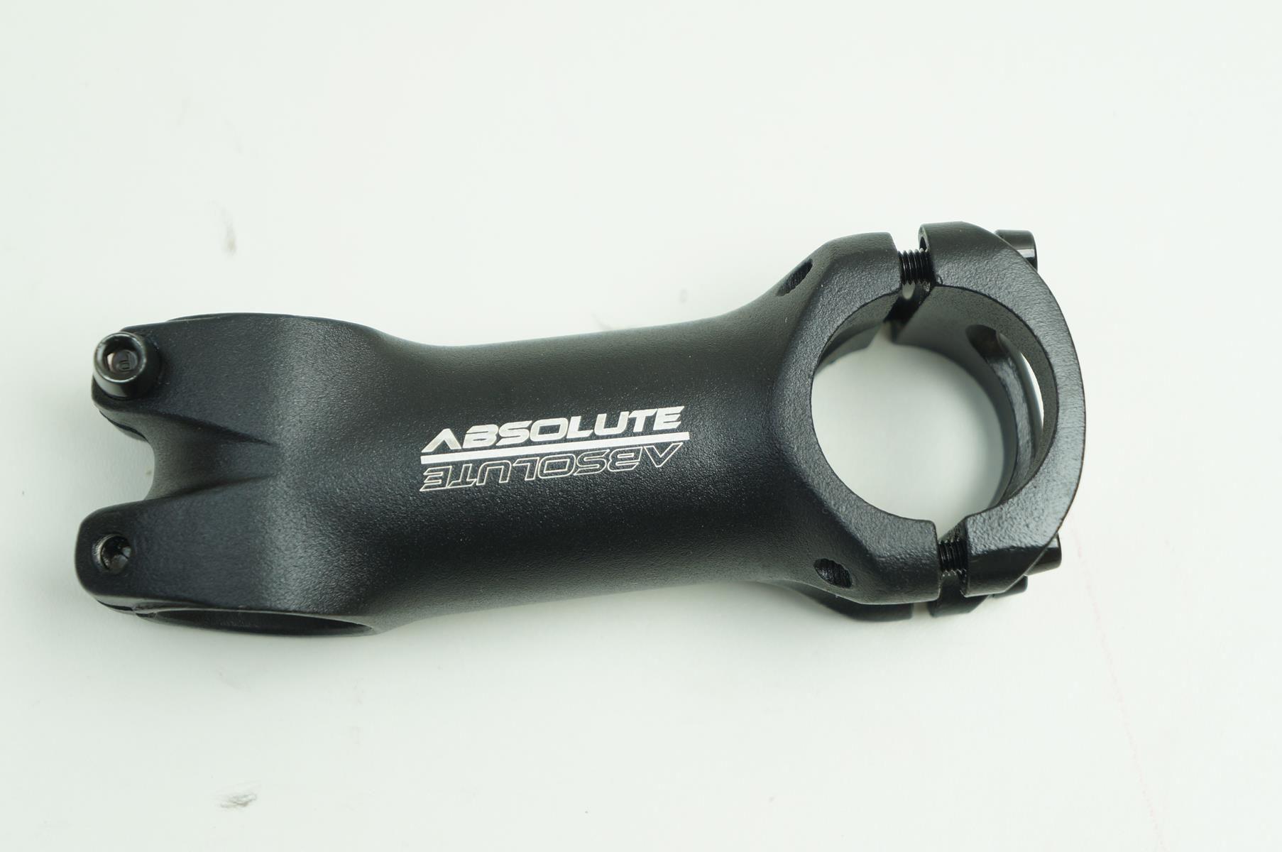 Mesa Bicicleta Mtb Absolute 90mm 31.8mm 7º De Inclinação Preta