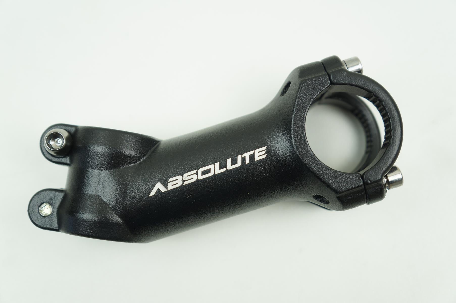 Mesa Avanço Bicicleta Absolute Nero 90mm 31.8mm 22º De Inclinação Negativa Cor Preta