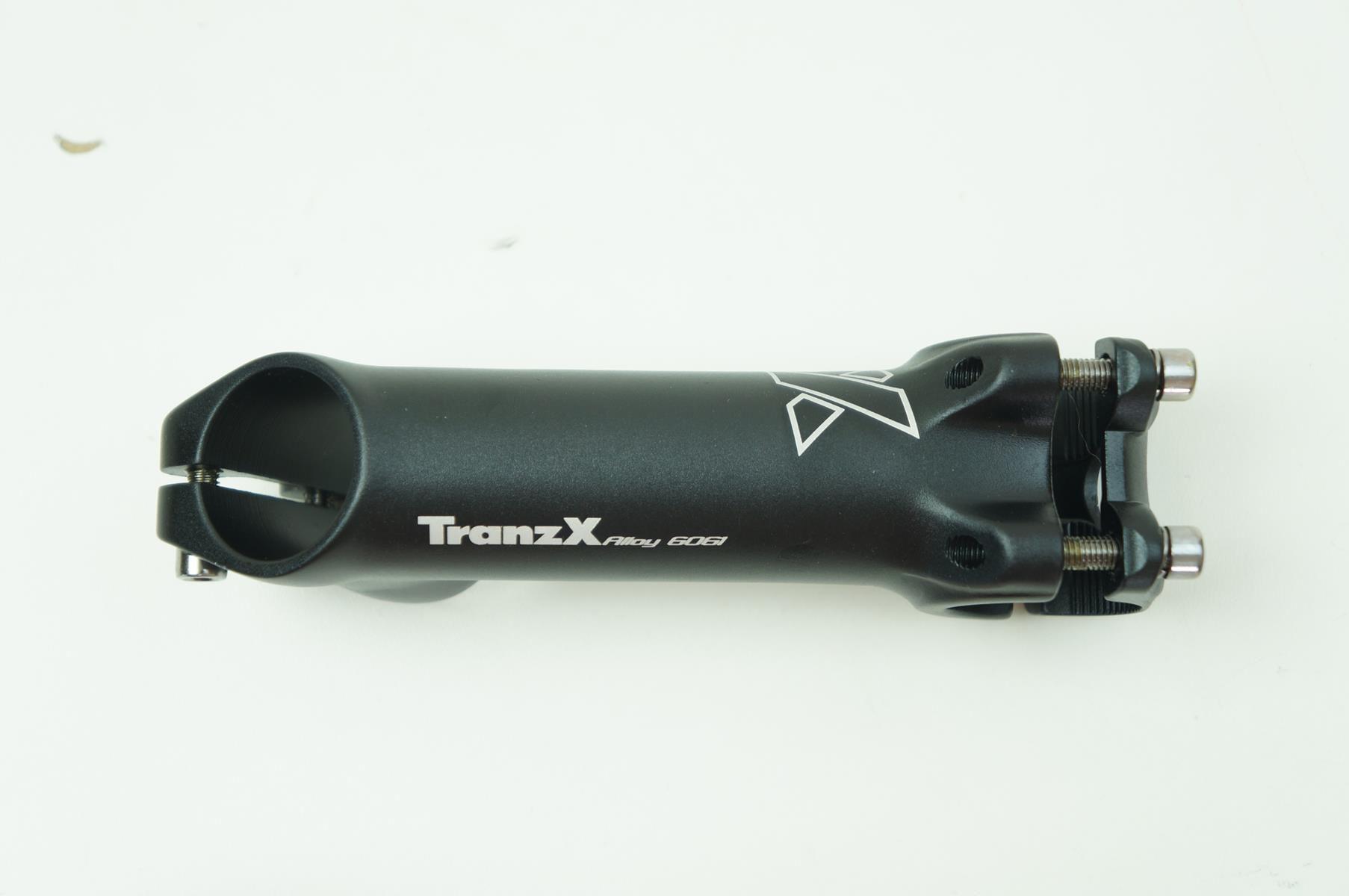 Mesa Bicicleta Mtb Tranzx 110mm 25.4mm Preta 35º graus Inclinação