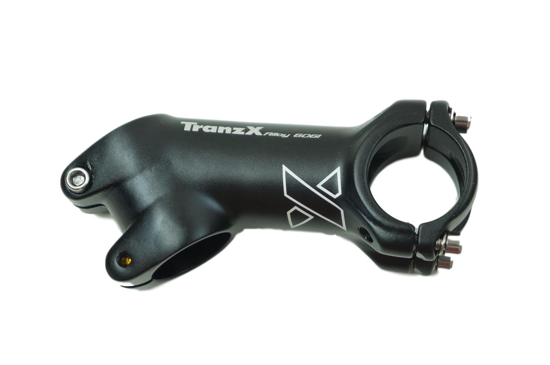 Mesa Bicicleta Mtb Tranzx 90mm 31.8mm 35º graus de Inclinação Cor Preta