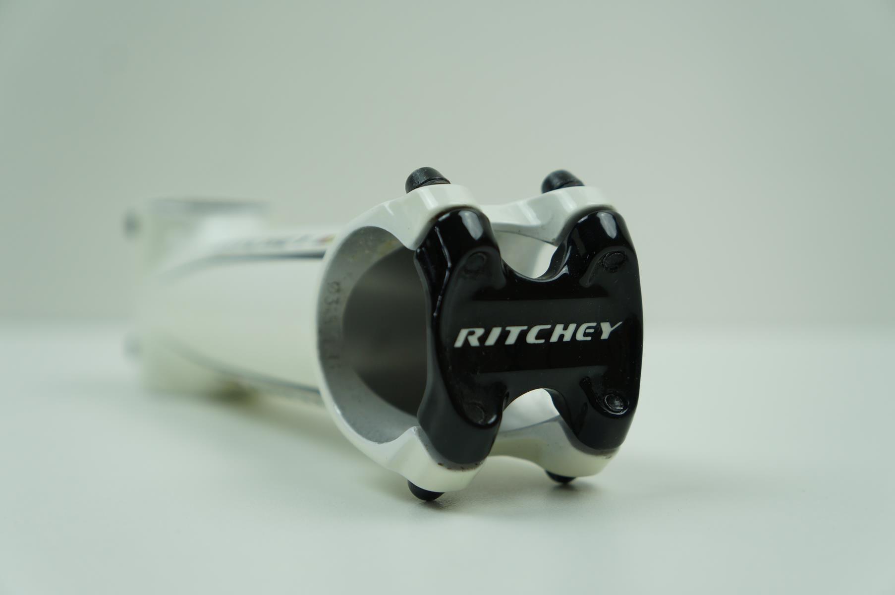 Mesa Bike Ritchey WCS C260 Aluminio 120mm Branca 31.8mm 6º/84º 117g - USADO