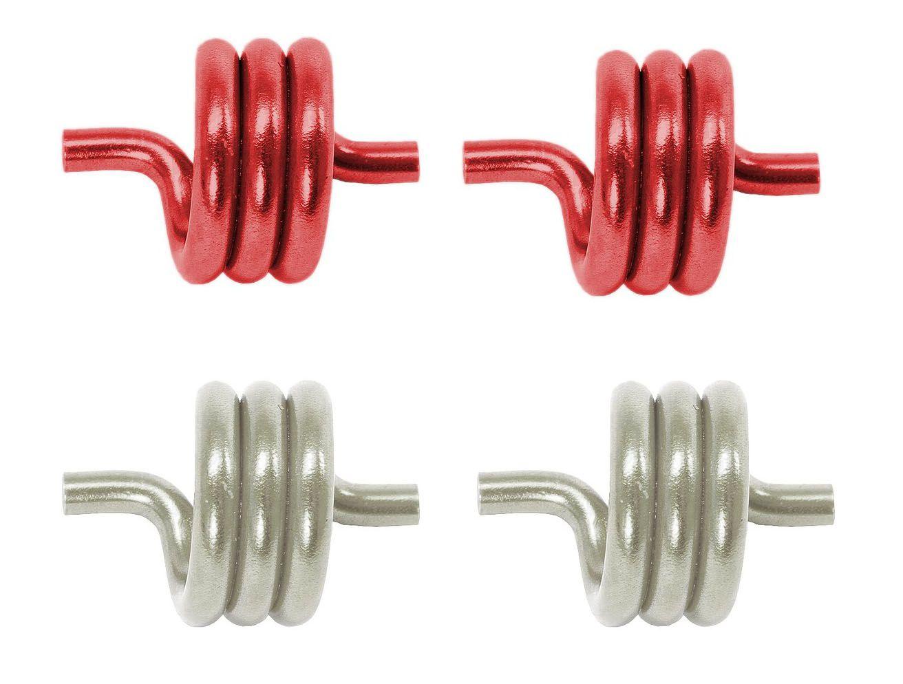 Molas de Reposição para Pedal Crank Brothers Egg Beater SL - Kit Com 2