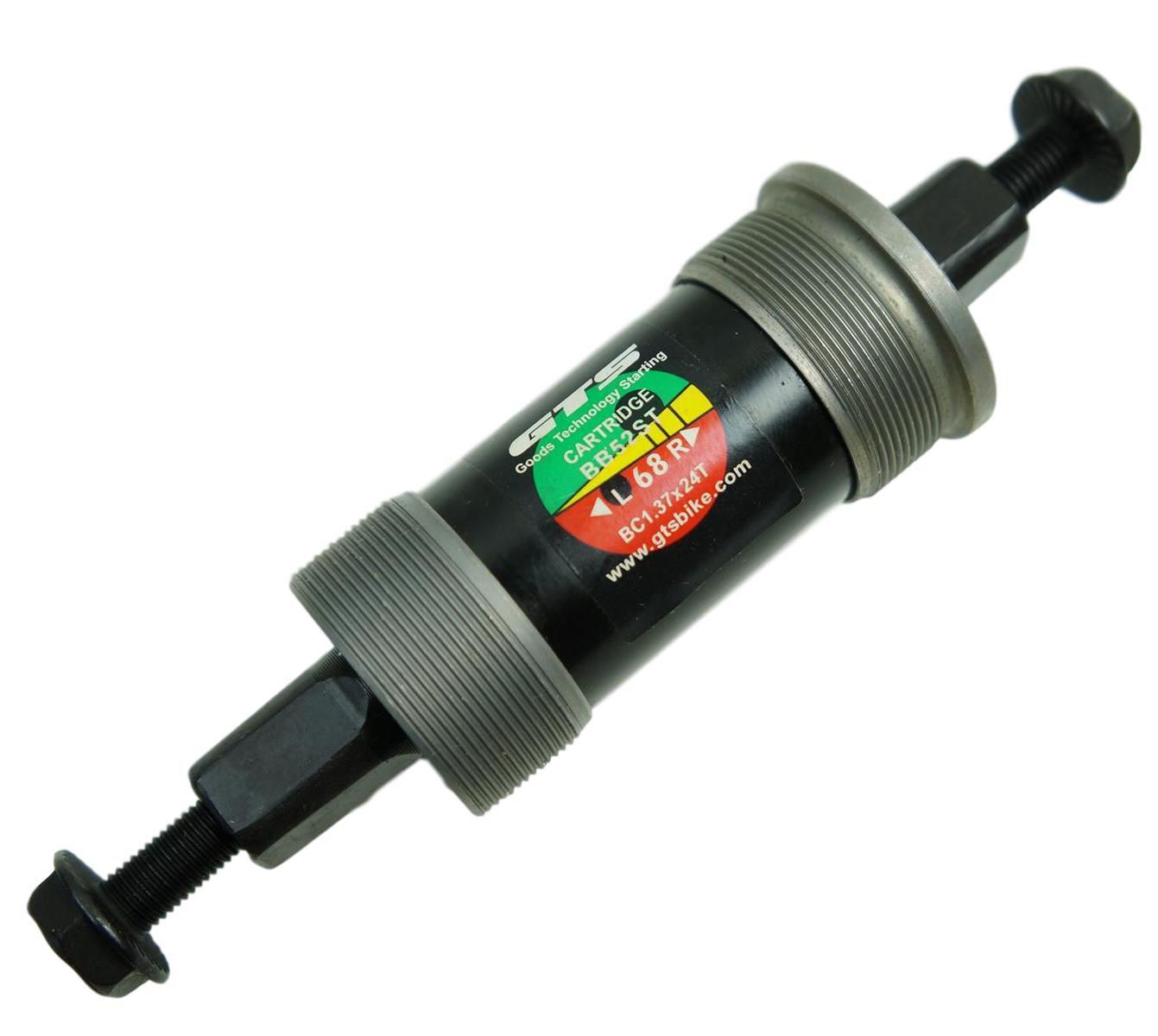 Movimento Central GTS BB52 ST 122,5mm 34.7 Ponta Quadrada com parafuso