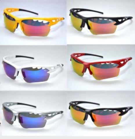 Óculos Para Ciclismo REDD Crossover com 5 Lentes Várias Cores