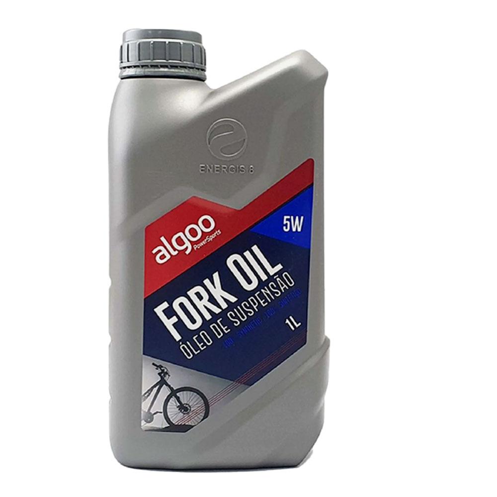 Óleo de Suspensão para Bicicletas Algoo Fork Oil 5W Sintético 1 Litro
