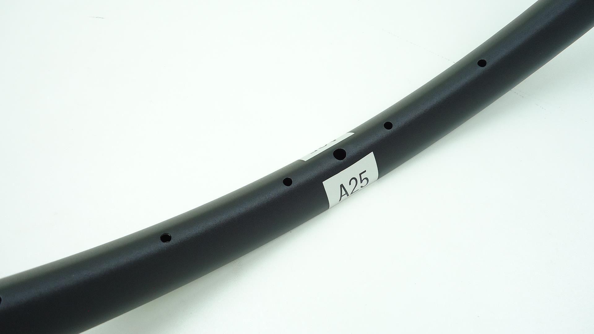Par de Aros Bicicleta 29 MTB Session A25 em Aluminio 32 Furos Tubeless Largura 29mm Cor Preto