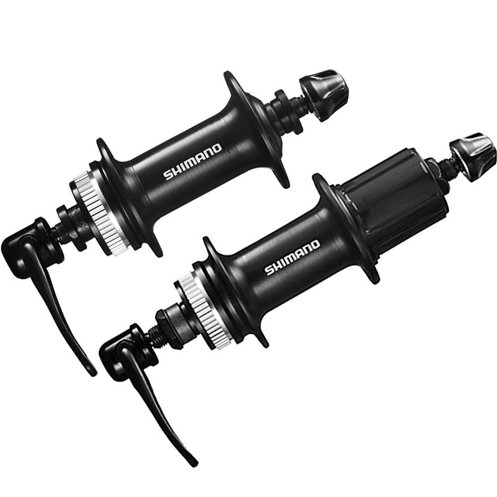 Par De Cubos Shimano TX505 32 Furos Disco Center Lock 8 9 e 10v