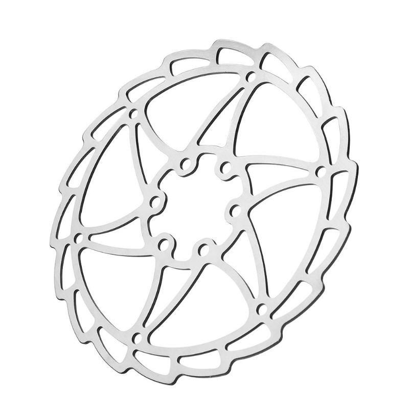 Par de Discos de Freio Rotor Alhonga 160mm 6 Furos em Aço Inox Ultralight Apenas 79 gramas