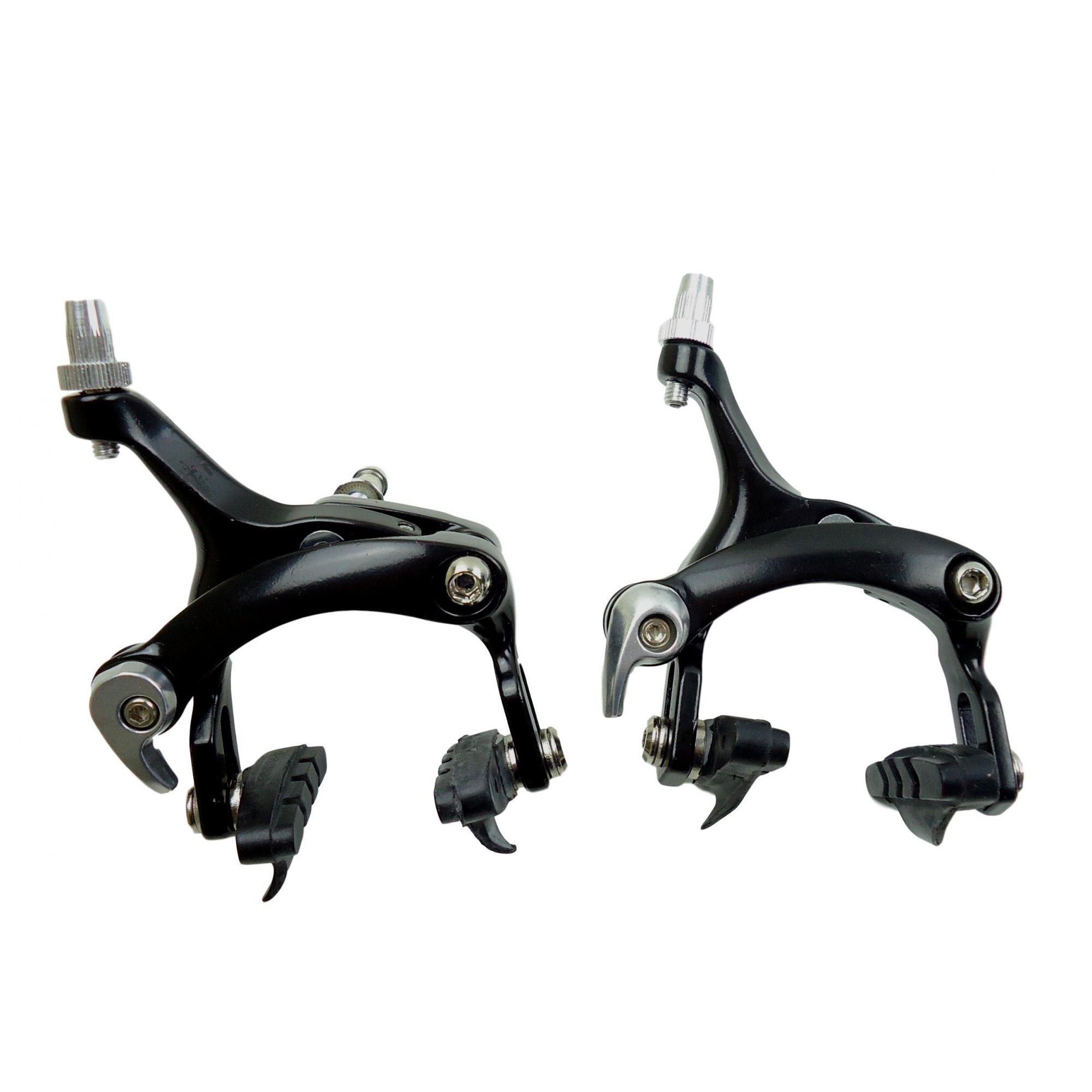 Par de Freios Tektro para Bicicletas Speed Tipo Ferradura em Aluminio