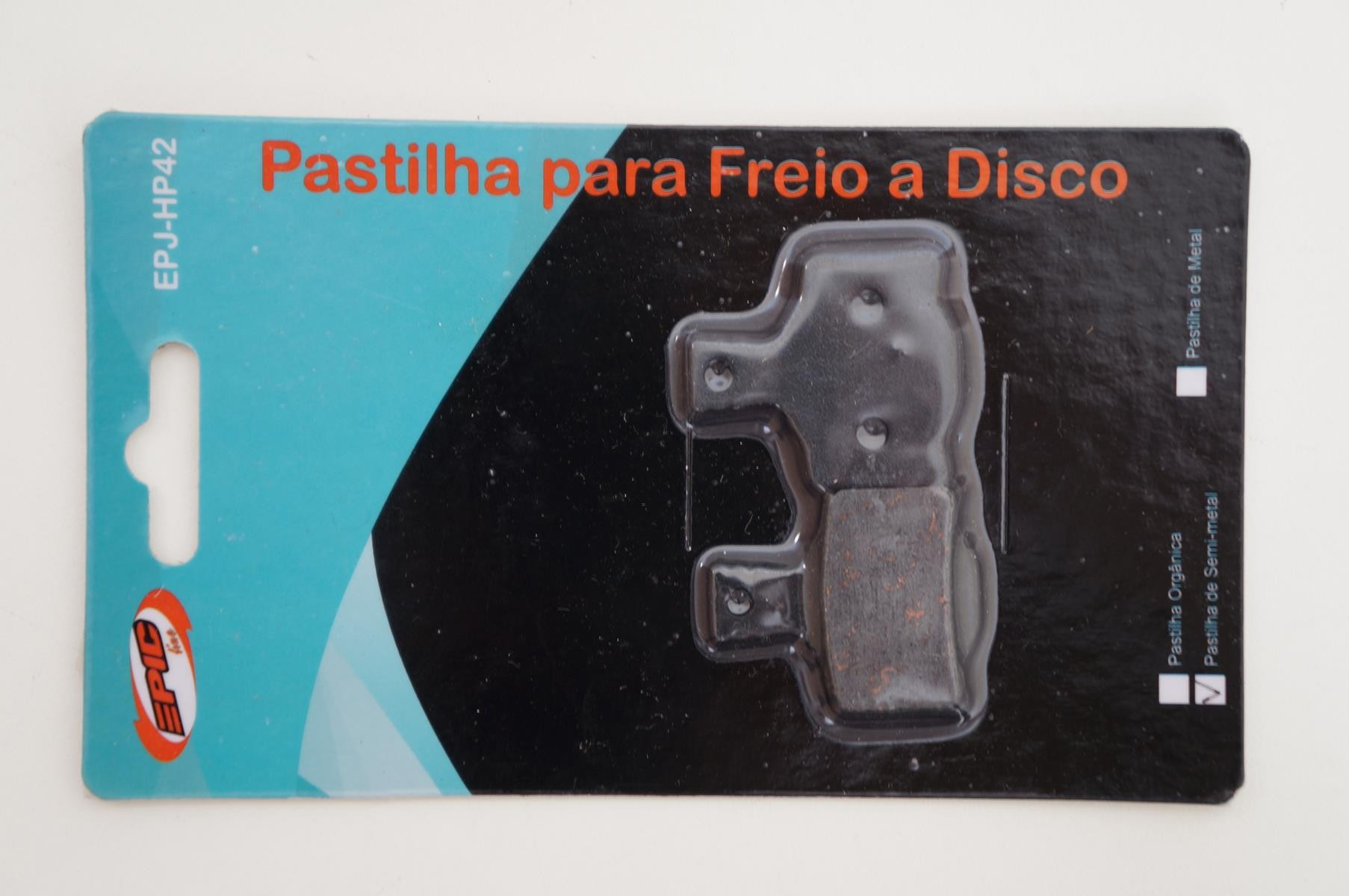 Par de Pastilhas Epic line para Freio à Disco Magura MT2 MT4 MT6 MT8