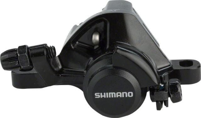 Par De Pinças Shimano Tourney Tx805 Freio À Disco Mecânico