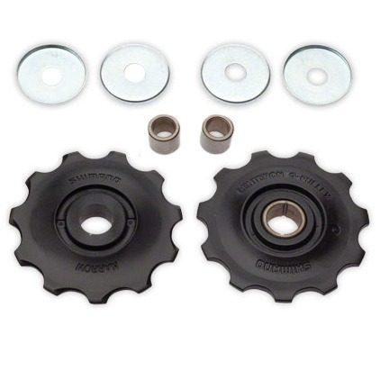 Par Roldanas para Câmbios Shimano SLX M593  9 e 10 velocidades