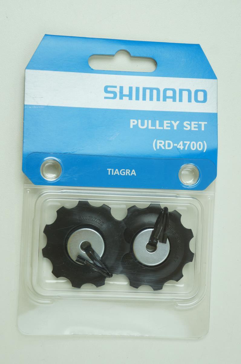 Par de Roldanas para Câmbios Shimano Tiagra 4700 10 velocidades 105 Ultegra
