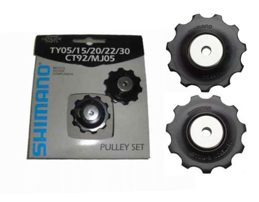 Par Roldanas para Câmbios Shimano TY05 7 velocidades