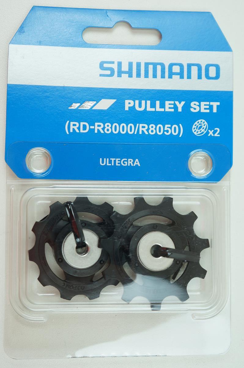 Par Roldanas Ultegra R8000 para Câmbios Shimano 11 velocidades