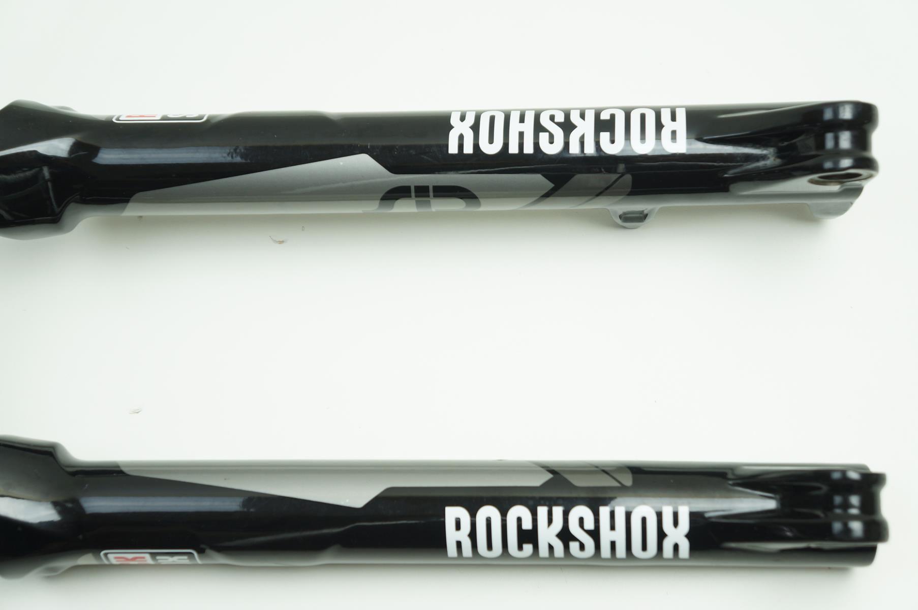 Parte Inferior Canela Suspensão Rock Shox Sid RCT3 26er 32mm Qr15 - USADO