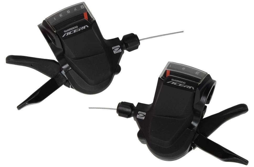 Passador Marchas Shimano Acera SL-M3000 Shifter Rapidfire 27v