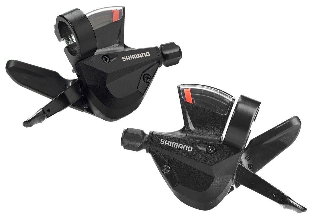 Passador Marchas Shimano Altus Sl-m310 Shifter Rapidfire 24v