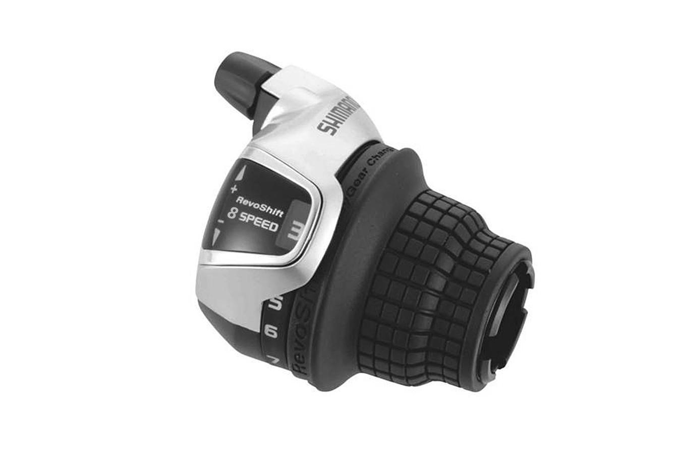 Passador Marchas Shimano Tourney Rs43 Revoshift 24v Rotativo