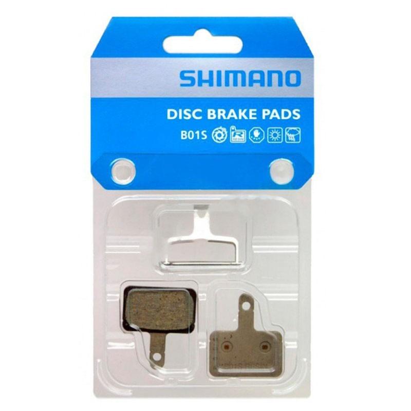 Pastilha De Freio Disco Shimano B01S para os Modelos  M575-M495-M486-M485-M445