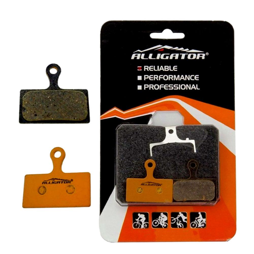 Pastilha de Freio à Disco Alligator para Shimano SLX XT XTR M675 M785 M8000 M987 M7000 M6000
