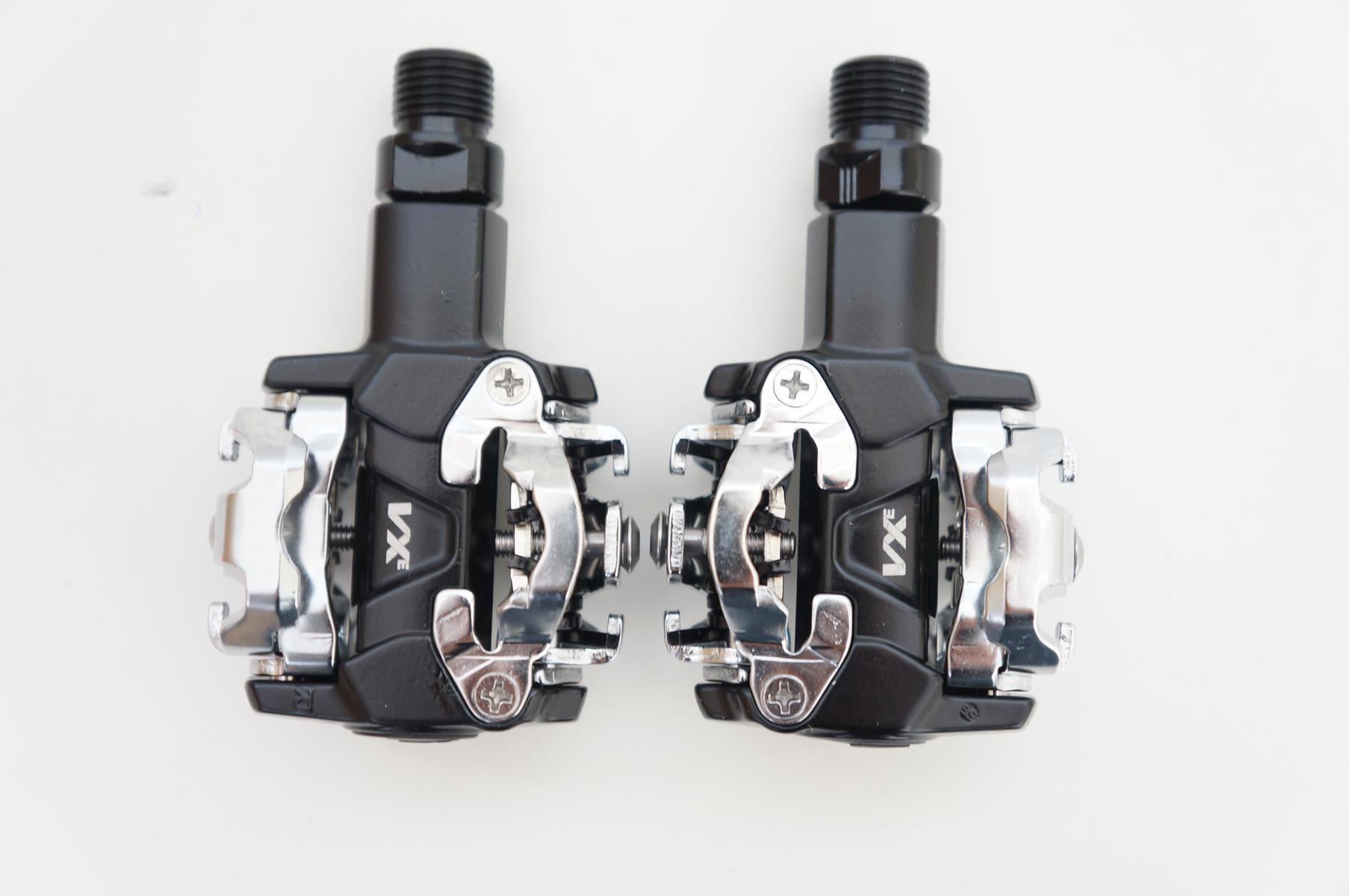 Pedal Clip Mtb VP Components VX1000 Preto Com Taquinhos tipo Shimano