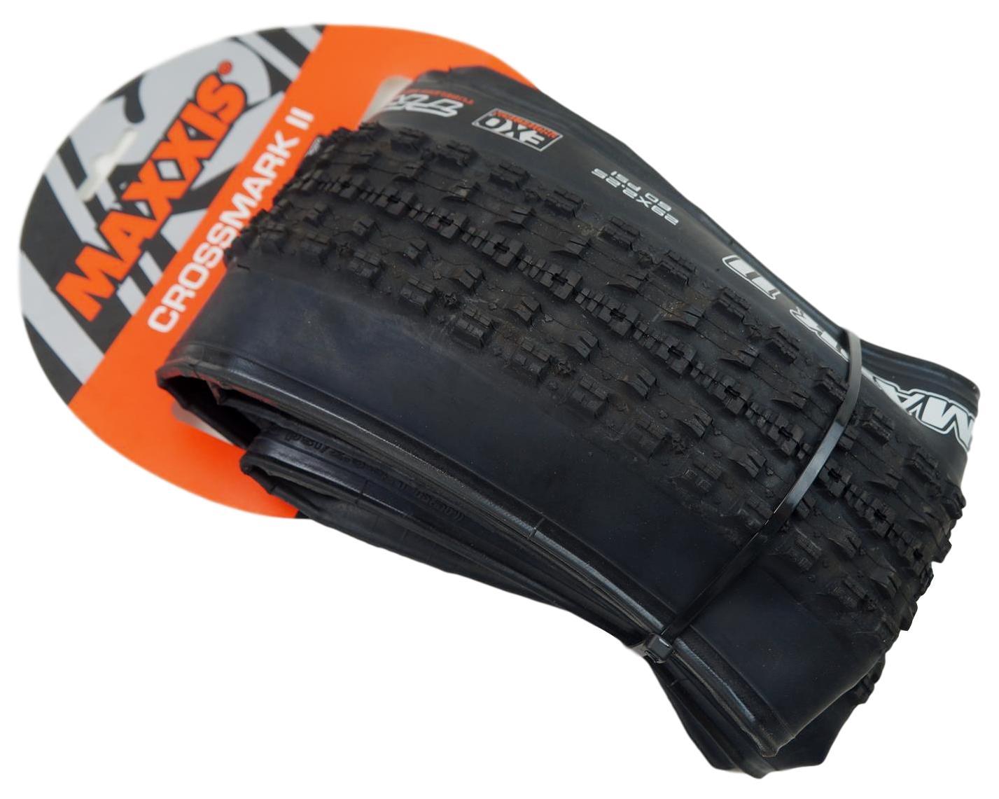 Pneu Bicicleta Mtb Maxxis Crossmark II 29 2.25 Tubeless Ready TR EXO