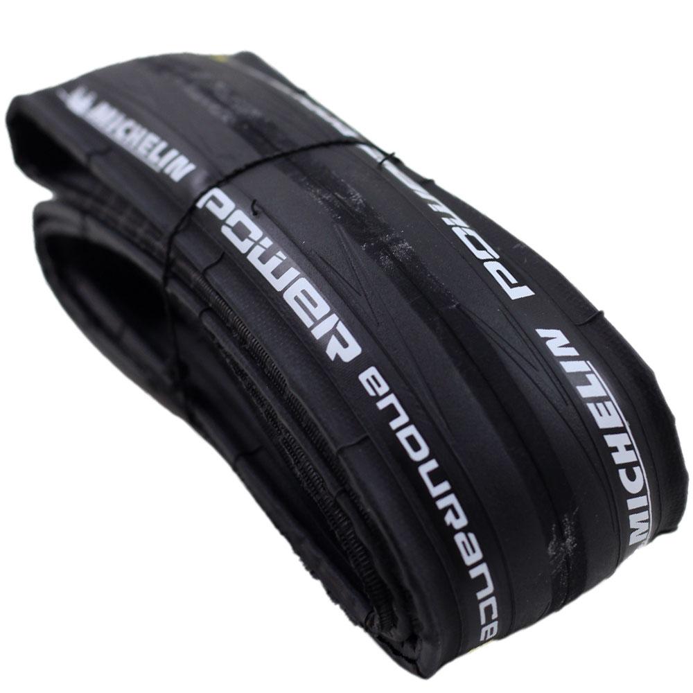 Pneu Bicicleta Speed Michelin Endurance 700x25 Extra Grip Dobravél em Kevlar