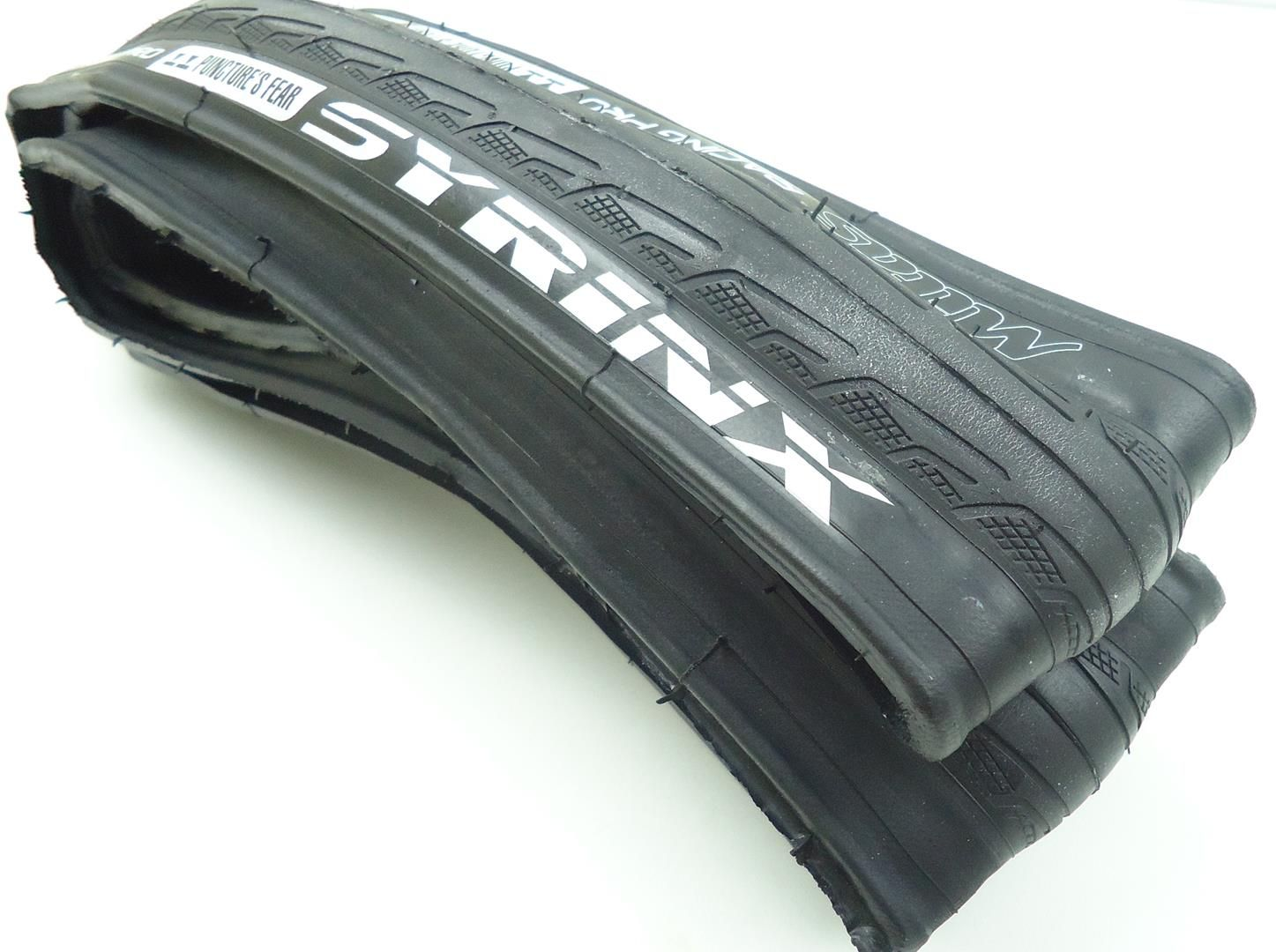 Pneu Bicicleta Speed Mitas Syrinx Racing Pro 700x23 em Kevlar com proteção Anti-furo