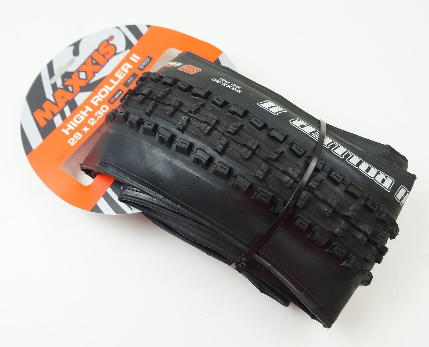 Pneu Enduro Maxxis High Roller II 29 2.30 EXO Maxxterra Tubeless Ready Kevlar 29er