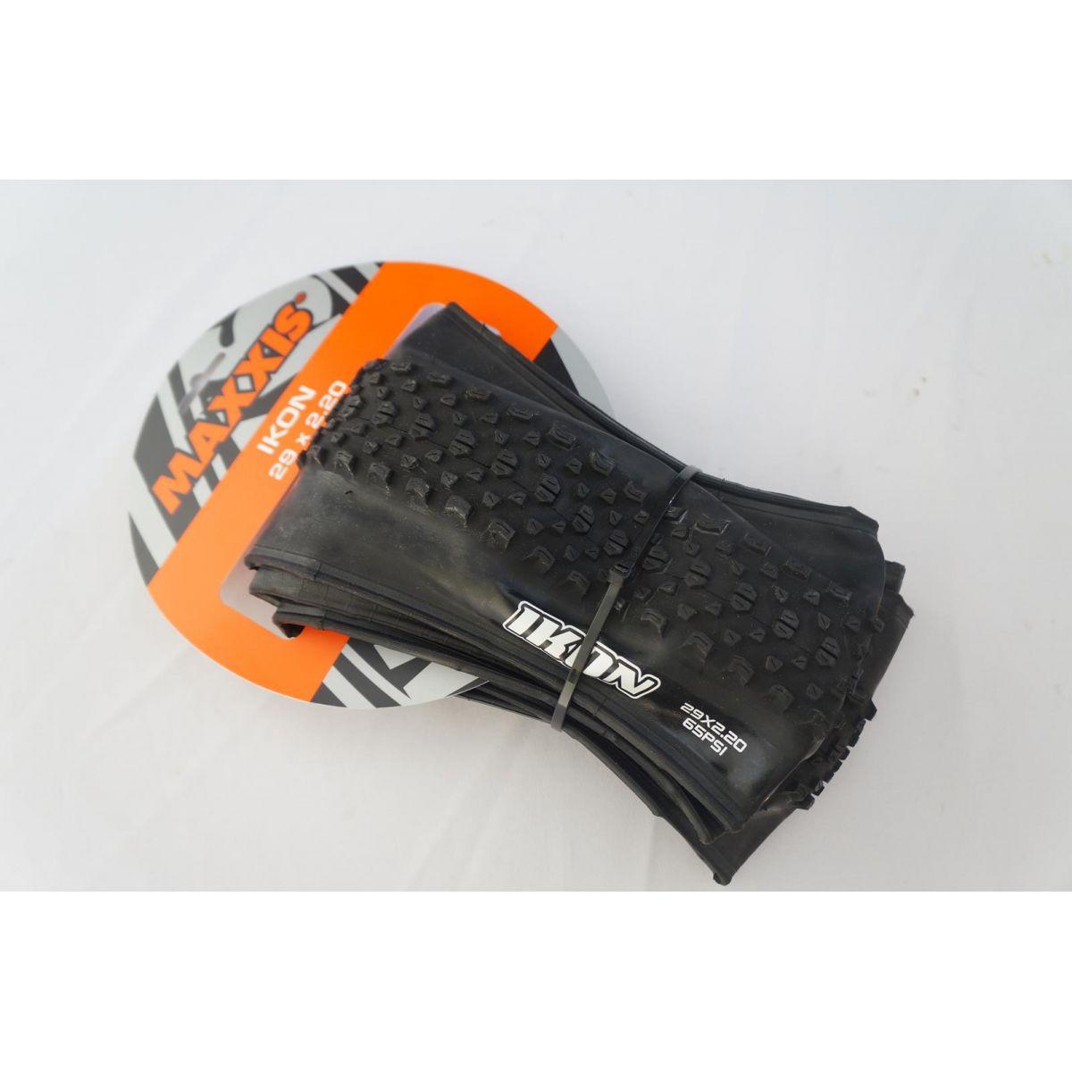 "Pneu Bicicleta MTB Maxxis Ikon XC 29 em Kevlar Dobrável Aro 29 x 2.2"""