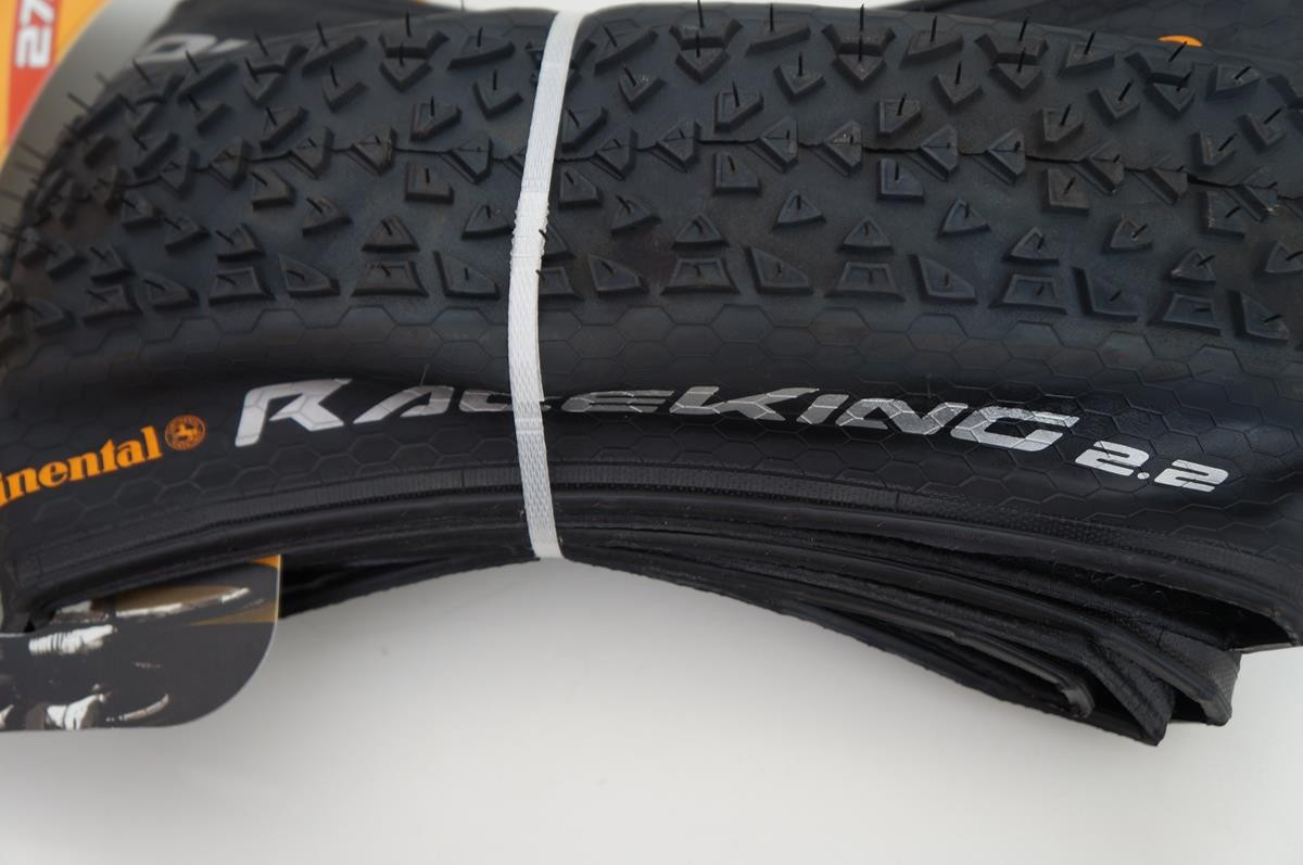 Pneu Mtb Continental Race King Performance 27,5 2.2 Dobravel