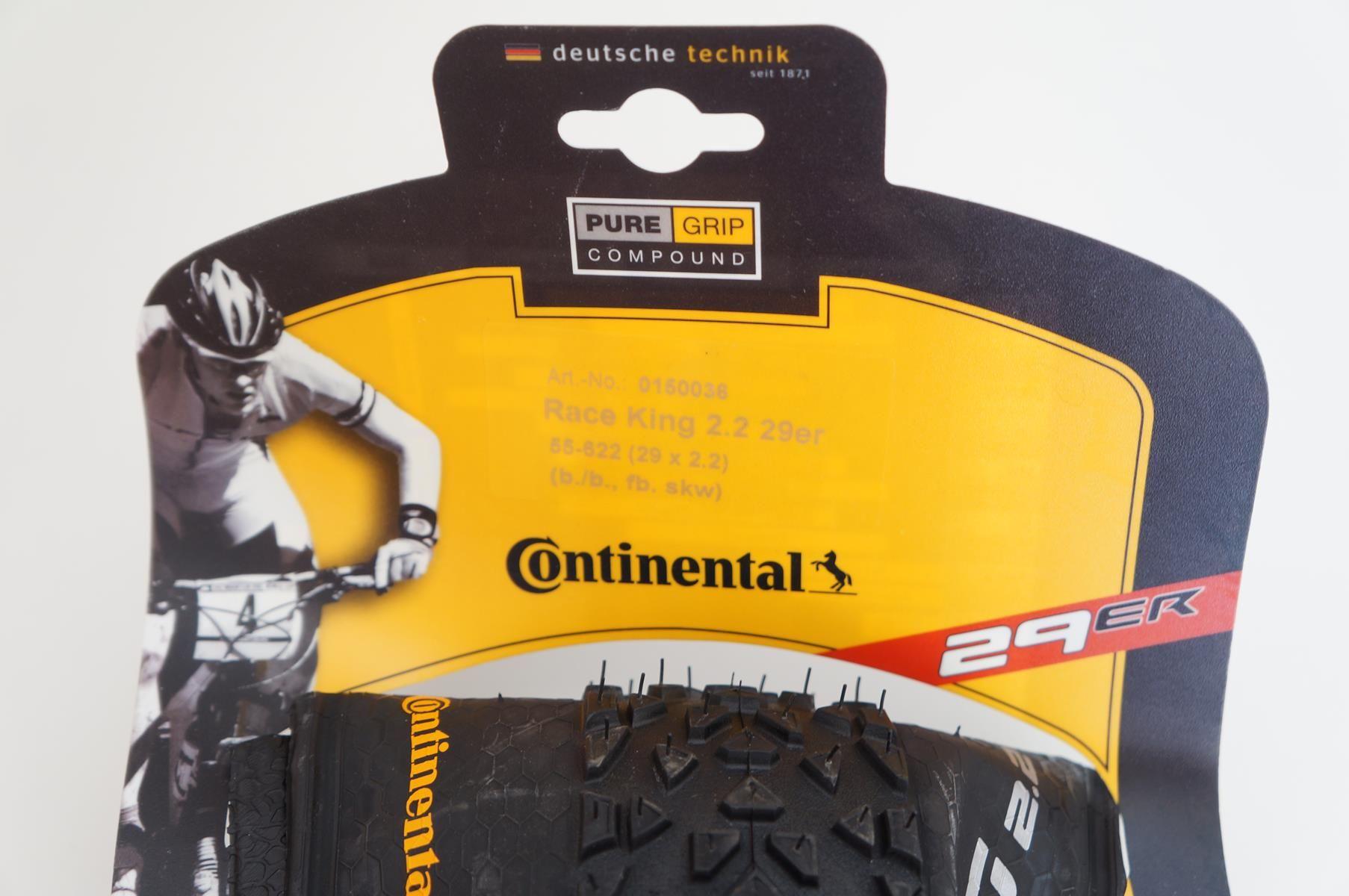 Pneu Mtb Continental Race King Performance 29er 2.2 Kevlar