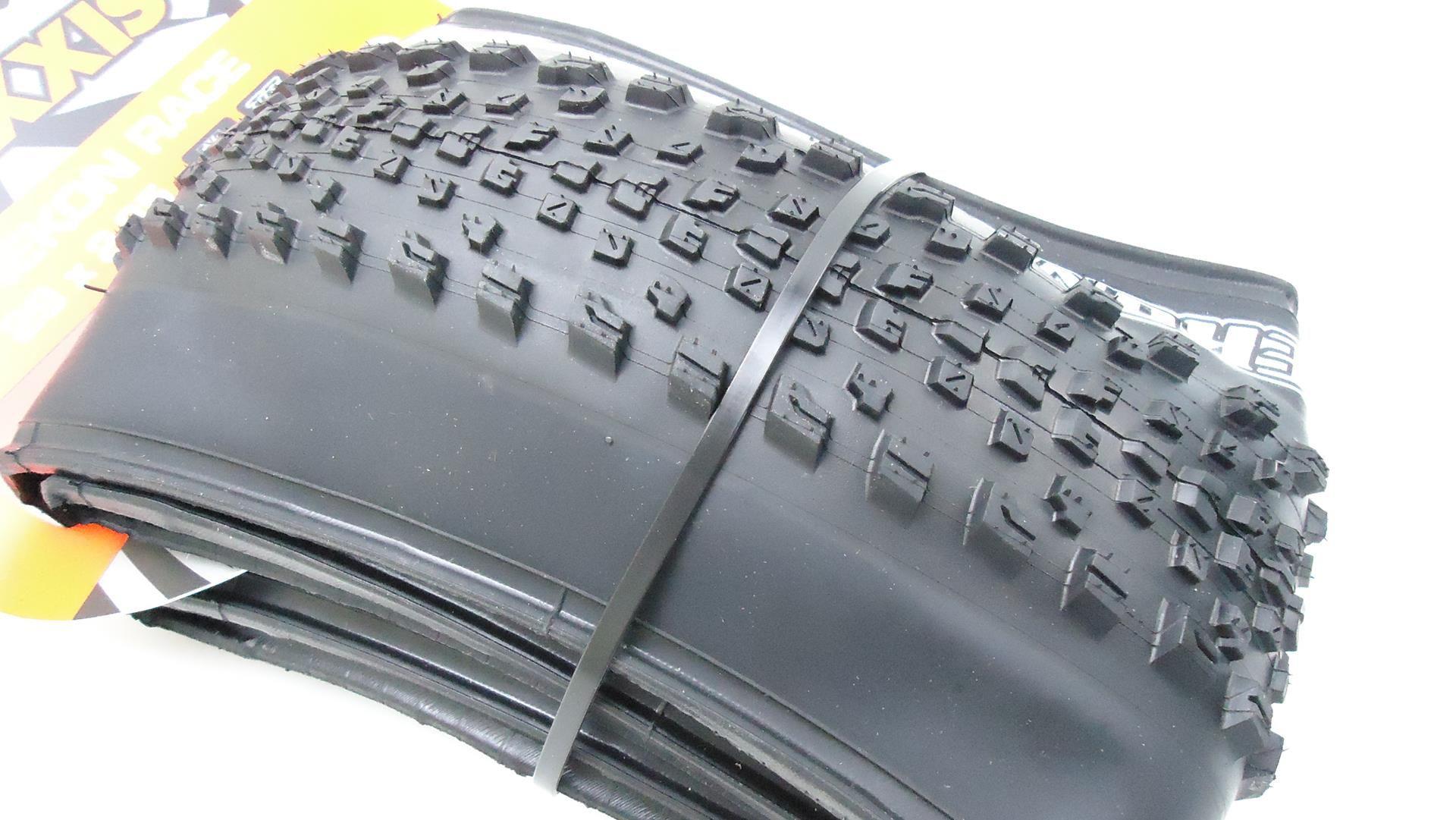 Pneu Mtb Maxxis Recon Race 29 2.35 Tubeless Ready Exo Protection em Kevlar 120 TPI