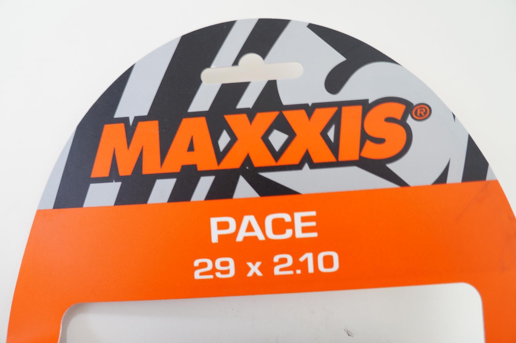 Pneu Para Bicicleta Mtb Maxxis Pace 29 2.10 Dobrável Em Kevlar Preto