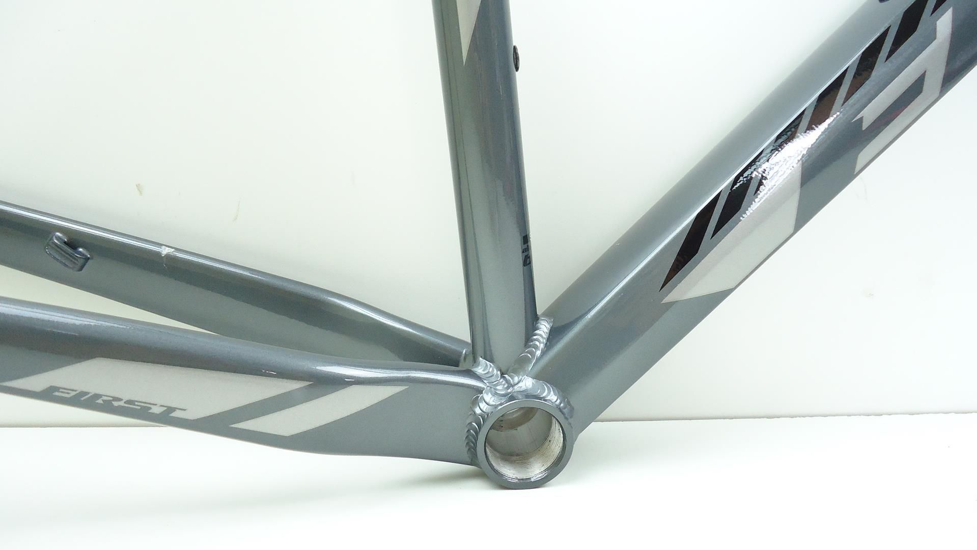 Quadro 29 Bicicleta MTB First Active Tapered em Aluminio + Brinde Caixa De Direção
