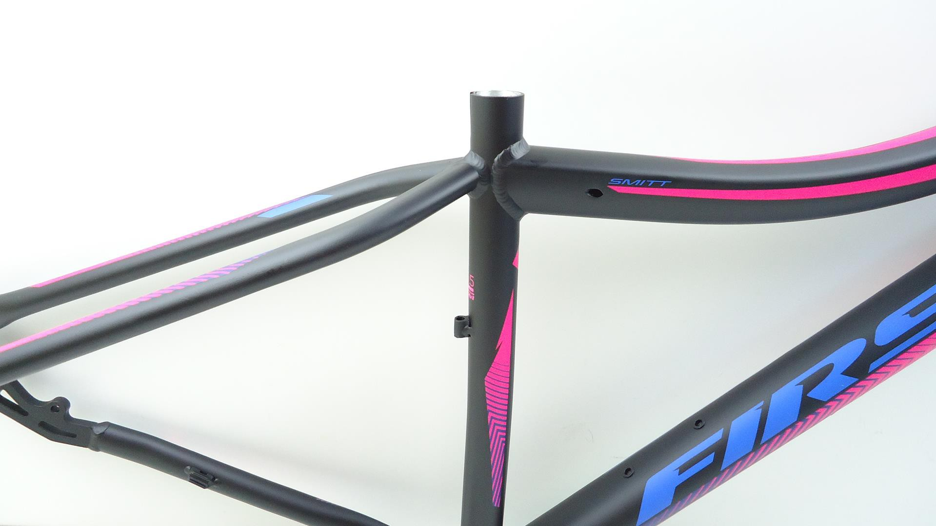"Quadro Bicicleta Mtb First Smitt Feminino Aro 29 Tamanho 15,5"""