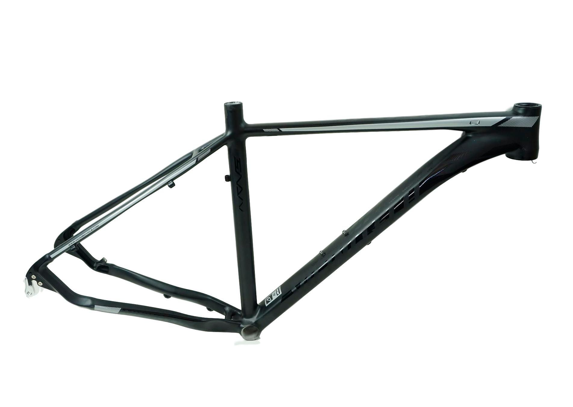 Quadro Bicicleta MTB Vicinitech 29er Savan em Aluminio Eixo 9mm Tamanho 17