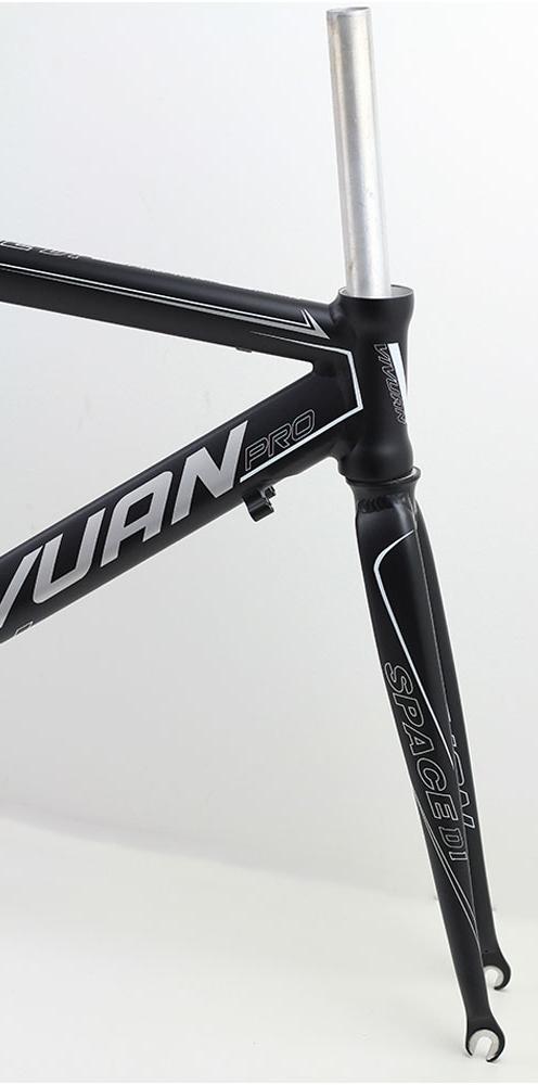 Quadro Bicicleta Speed Vivuan Space D1 em Alumino Aro 700 com Garfo