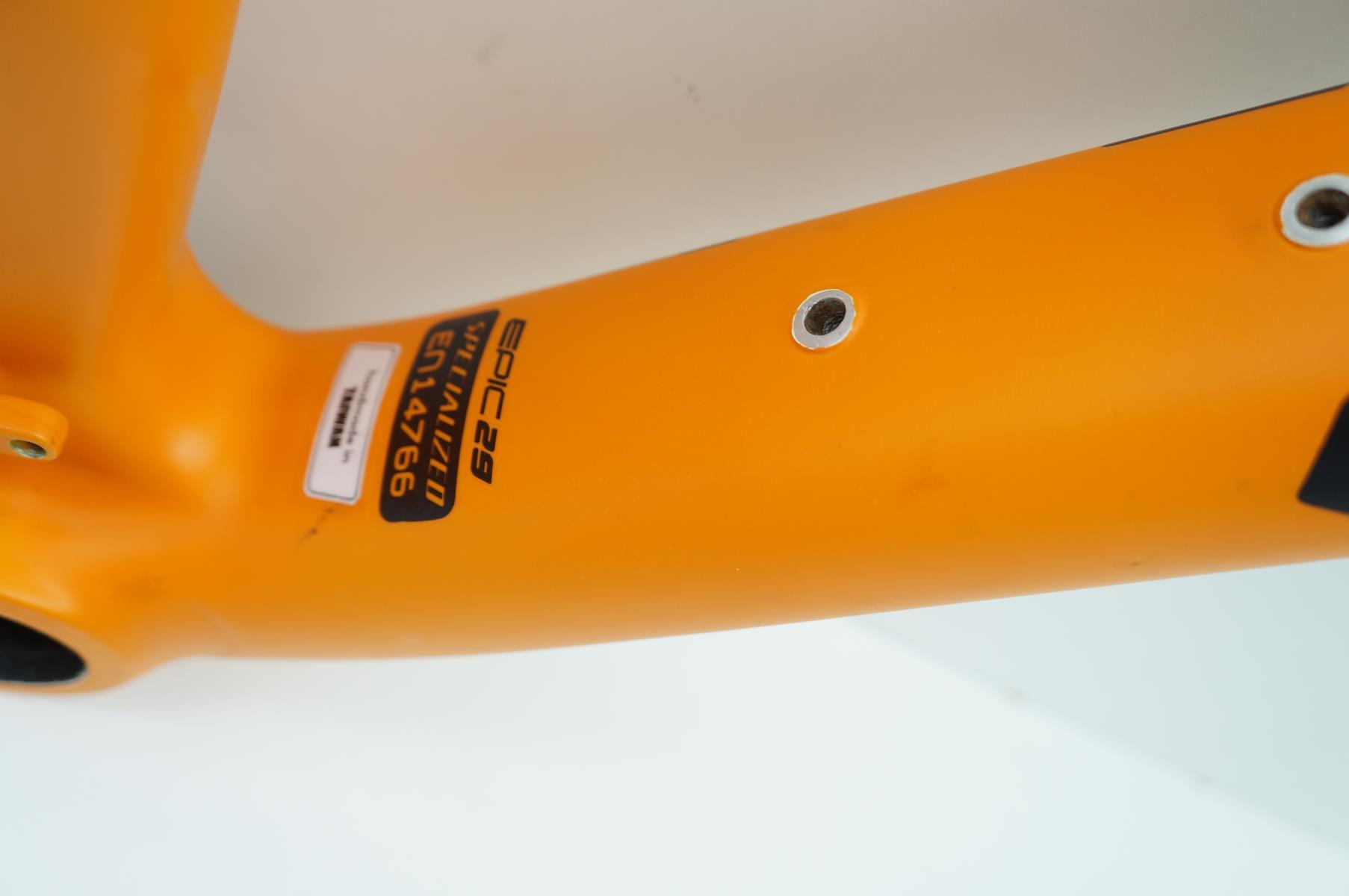 Quadro Specialized Epic Expert Full 2012 Carbono Tamanho M Aro 29 - USADO