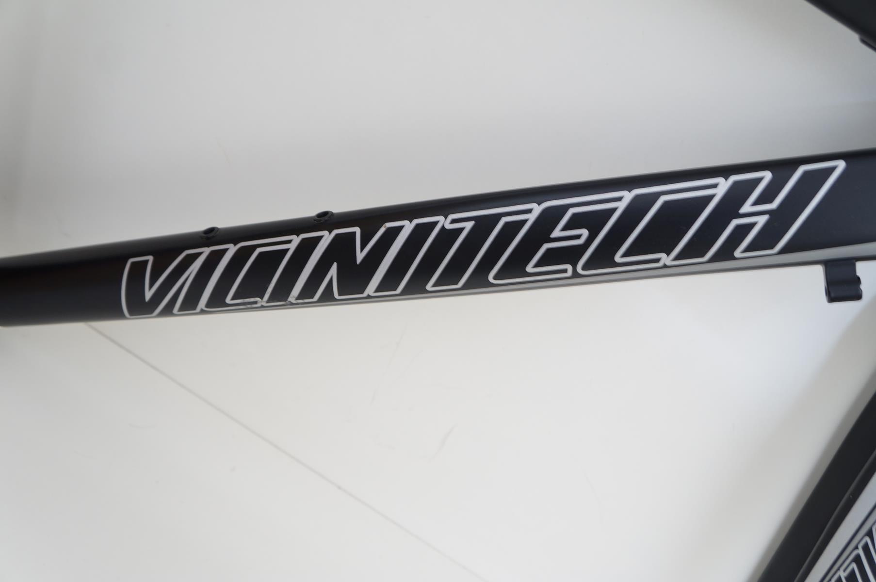Quadro Bicicleta Speed Vicinitech Space Pro 2 em Alumino Aro 700 com Garfo