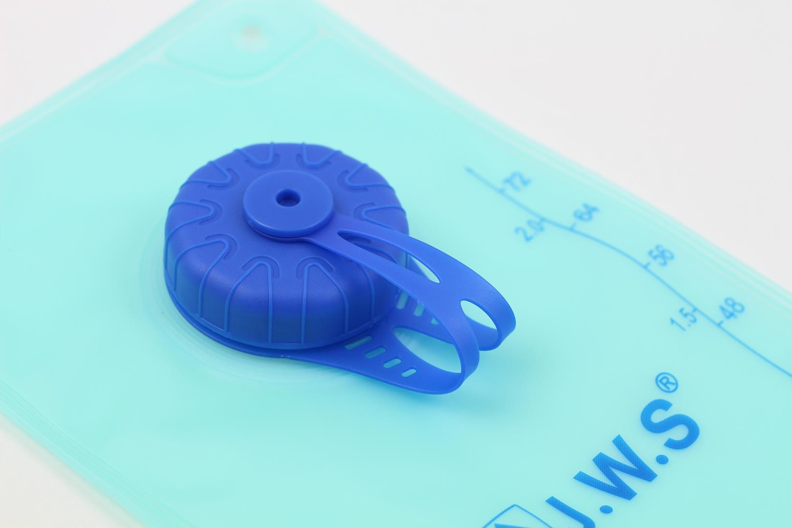 Refil de Água para Mochila De Hidratação JWS com 2 Litros Serve em Camelbak