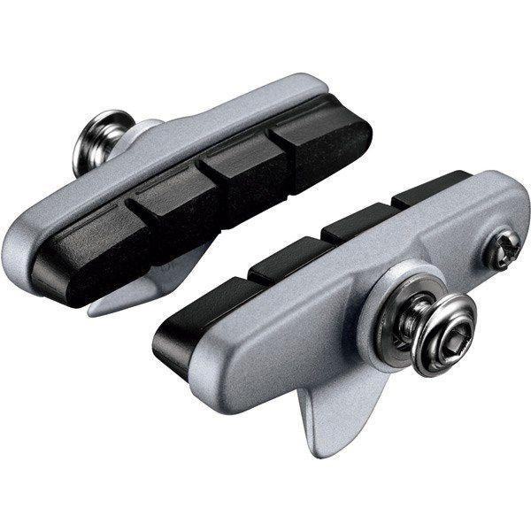 Refil de Sapatas para Freio Ferradura Shimano R55C4 105 5800 Ultegra Speed