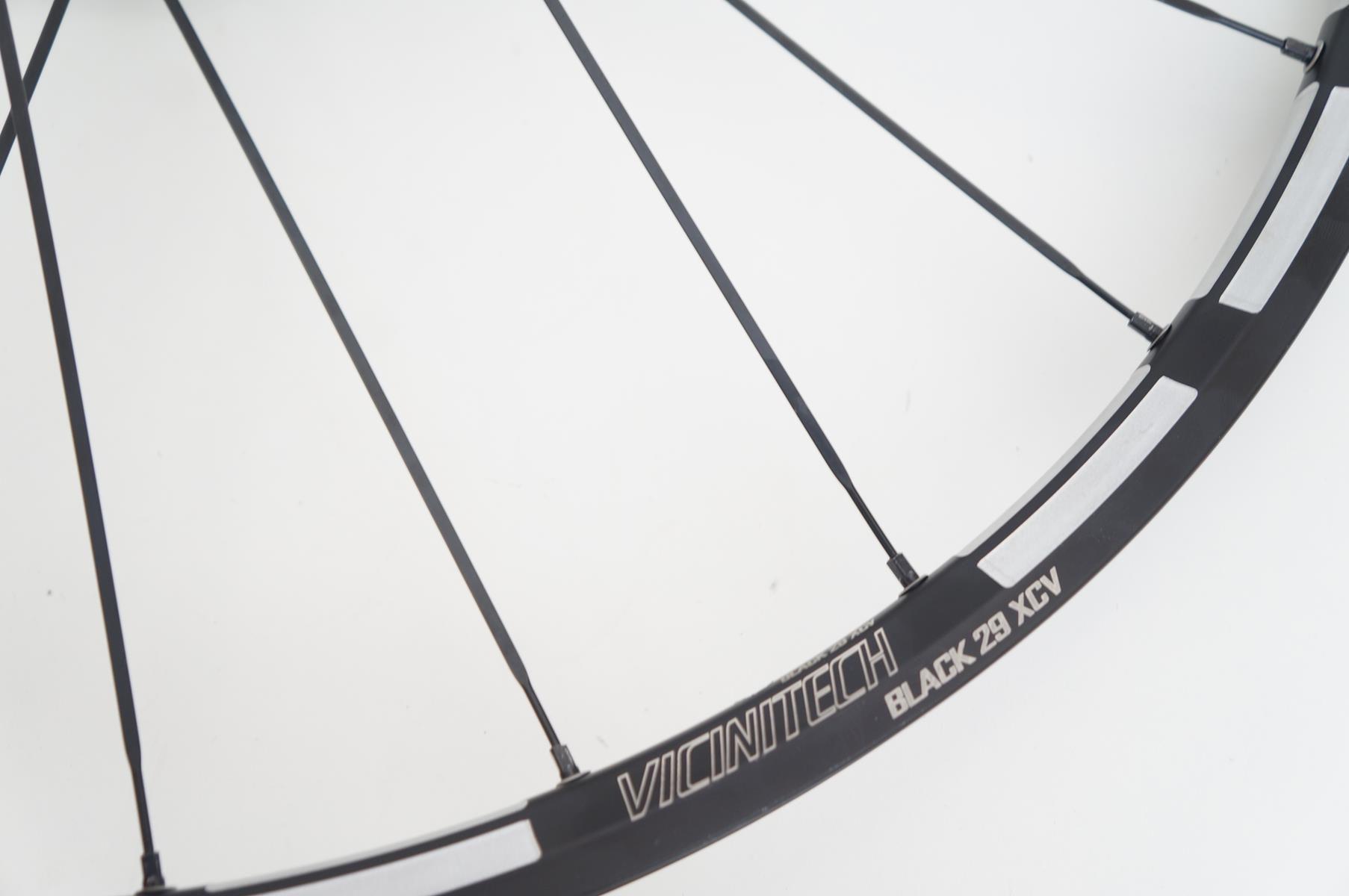 Roda Vicinitech Black 29 XCV Disc Aro 29 Alumino Preto e com Cubo Preto